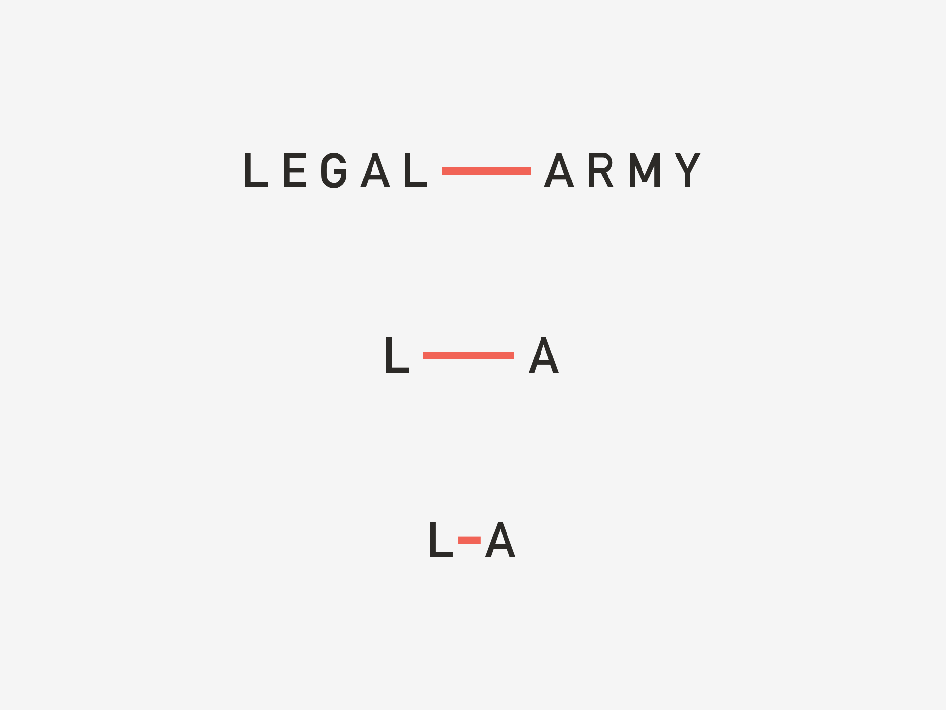 Project Legal-Army 03